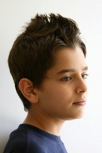 Gaya Rambut Anak Laki-Laki Yang Keren | Gaya dan Model Rambut