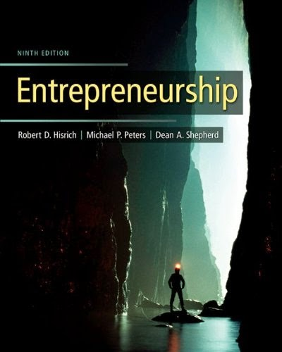 Test Bank for Entrepreneurship 8th Edition by Hisrich