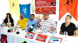 Escuela  Evocar anuncia XIII torneo de voleibol superior; Diputado Alexis Sánchez regalará 20 mil  pesos al ganador