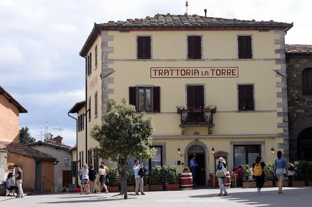 Castellina in Chianti, Toskania