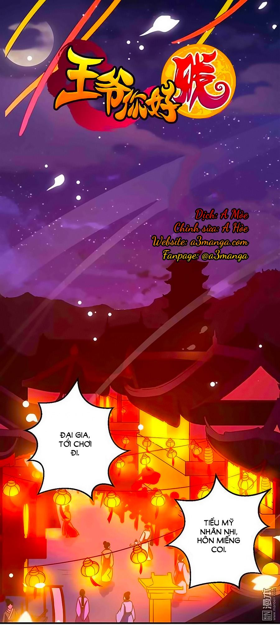 Vương Gia Ngươi Thật Bỉ Ổi  Chap 285 - Trang 2