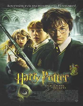 Harry Potter and the Chamber of Secrets 2002 Hindi Dual Audio BRRip Full Movie Download