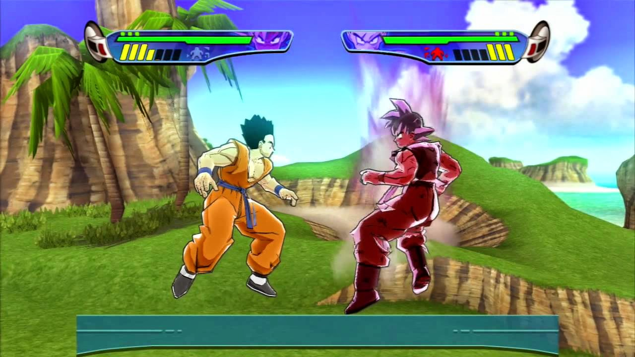 لعبة dragon ball fighterz للاندرويد