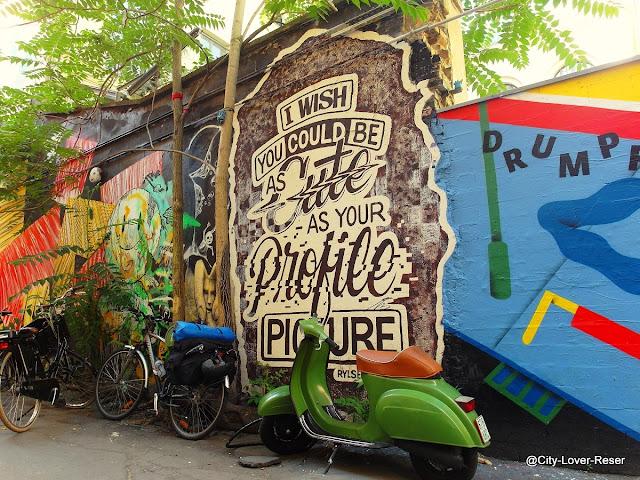 Berlin - streetart