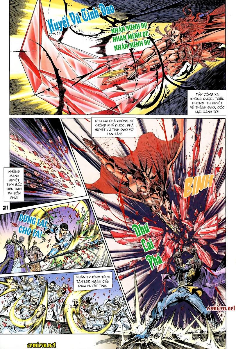 Đại Đường Uy Long chapter 93 trang 21