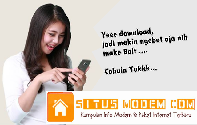 Wow Bolt Tingkatkan Jaringan Ke 4G LTE Advanced (4G +) Download Tembus Hingga 300 Mbps