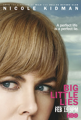 Big Little Lies Poster Nicole Kidman