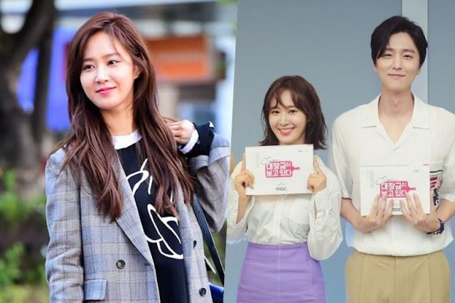 Yuri SNSD Berbicara Tentang Comeback Solo Dan Drama Barunya
