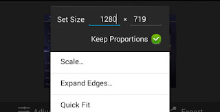 Cara Mengubah Kualitas Gambar Menjadi HD di Android