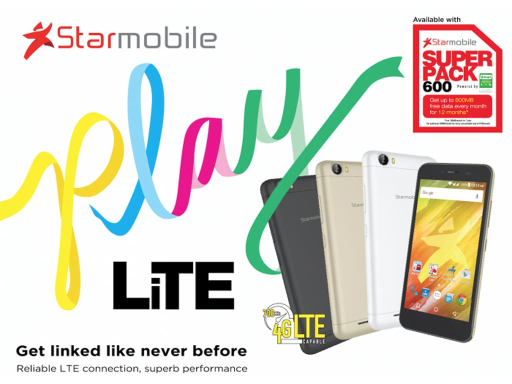 Starmobile PLAY LiTE