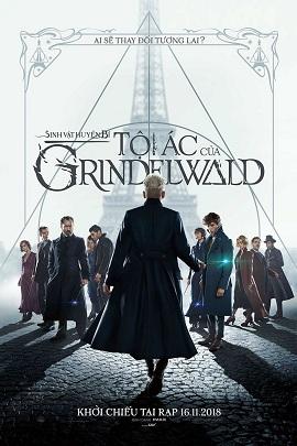 Xem Phim Sinh Vật Huyền Bí: Tội Ác Của Grindelwald - Fantastic Beasts: The Crimes of Grindelwald