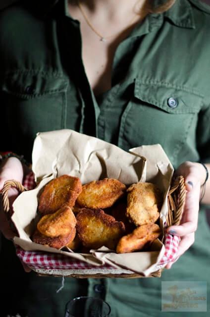 como preparar nuggets de pollo con cacahuetes3