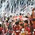 Atlético vence o Sport, pula para a quinta colocação e se aproxima da vaga para Libertadores