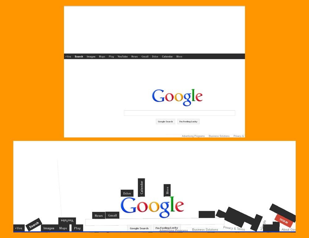 Mr Doob Google Tricks