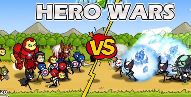 تحميل لعبة Hero Wars مهكرة