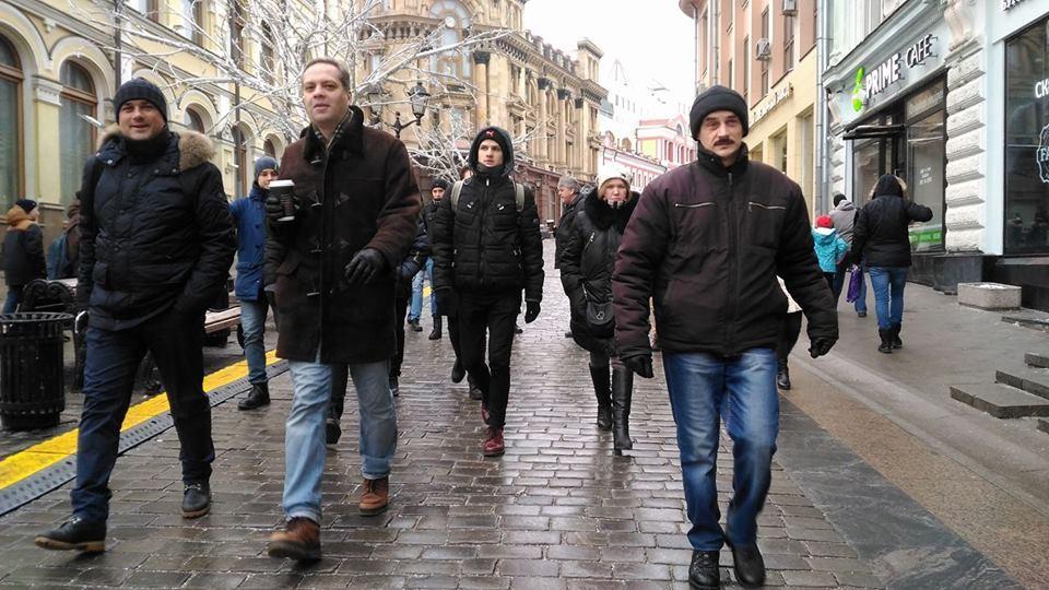 Владимир Милов забастовка избирателей