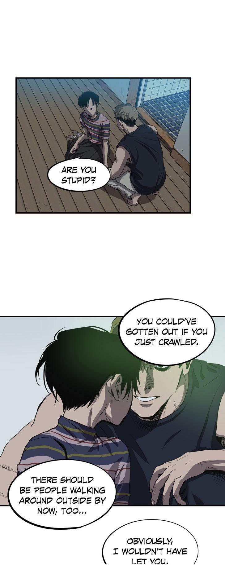 Killing Stalking - Chapter 3