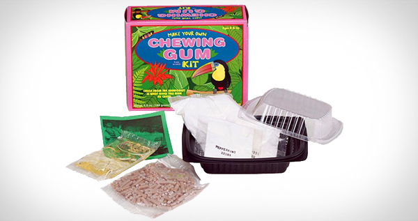 Homemade Chewing Gum Kit