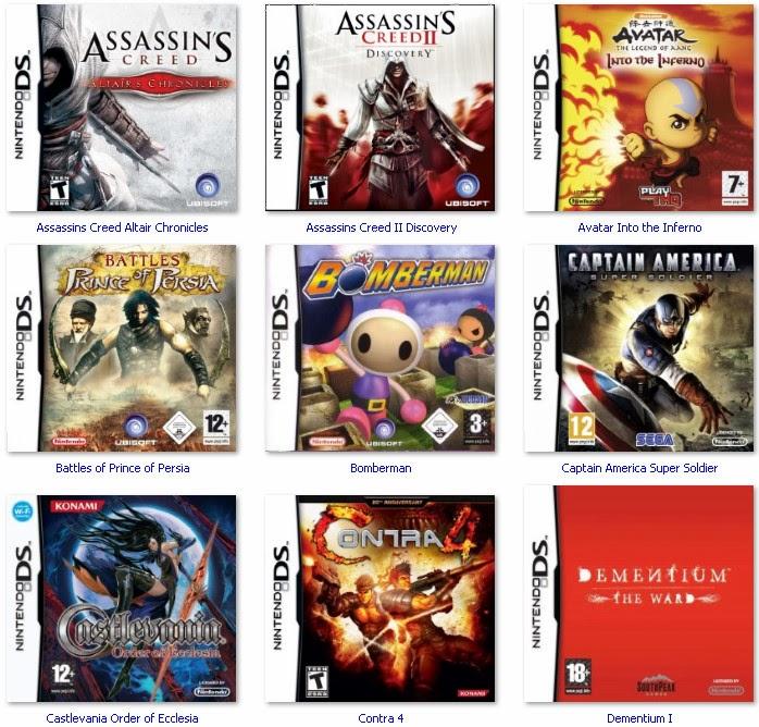 Descargar Juegos Para Nintendo Dsi Xl Gratis En Espanol Vinny