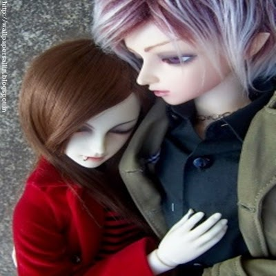 doll couple wallpaper