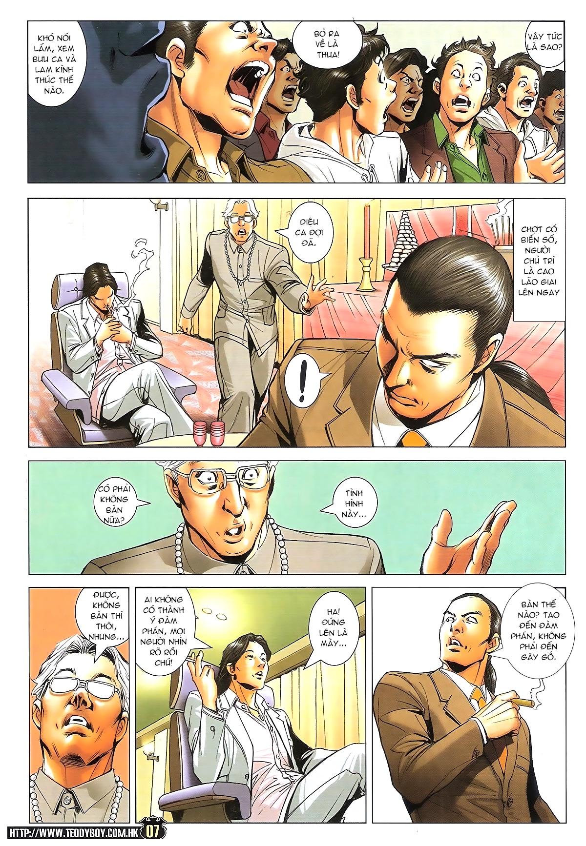 Người Trong Giang Hồ - Ngũ Hổ qui thiên - Chapter 1719: Hỏa thiêu Đông Anh - Pic 4
