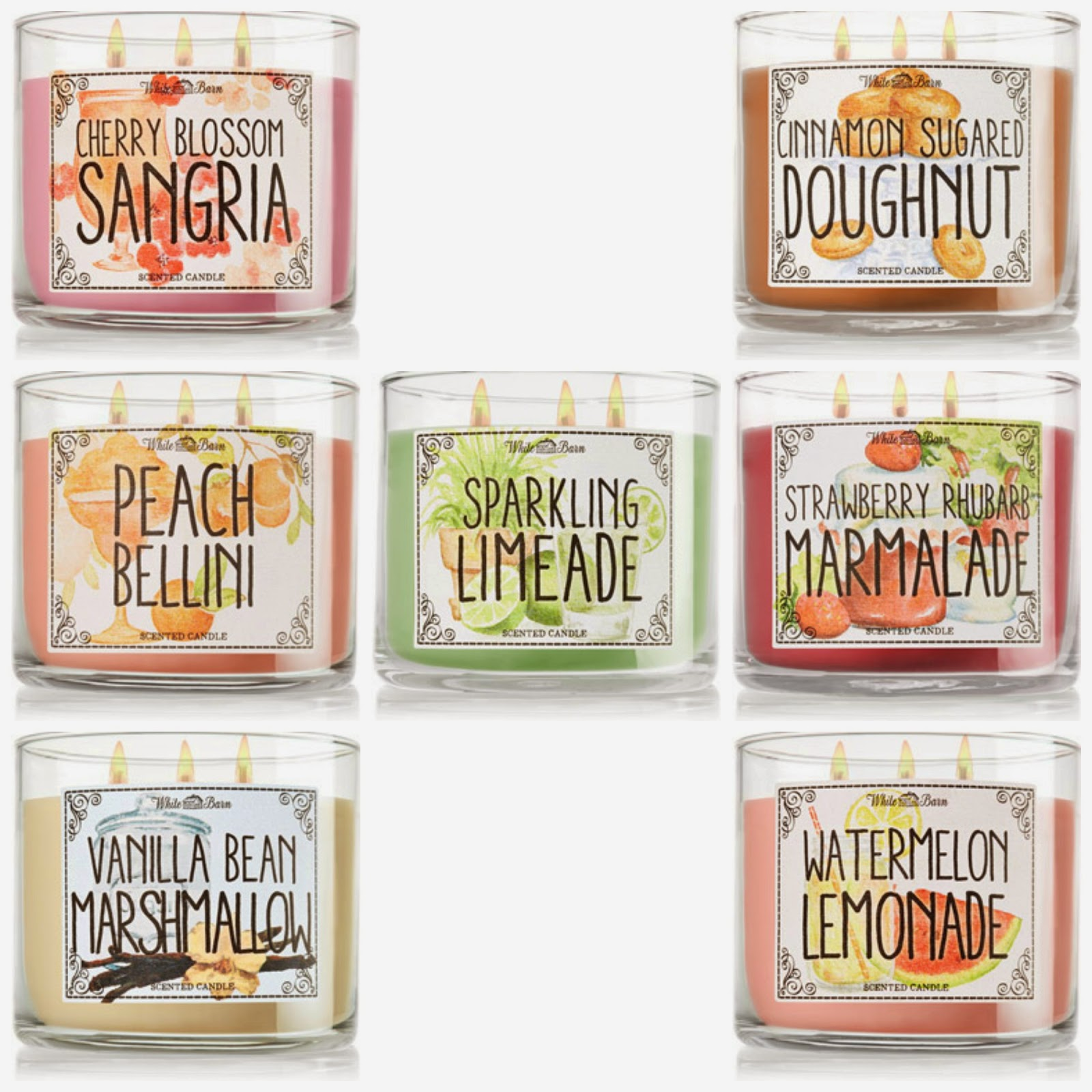 Life Inside The Page Bath Amp Body Works Spring Scent
