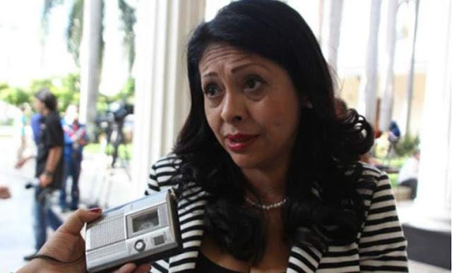 Diputada Hernández: proponemos la entrada de una coalición internacional que restablezca los DDHH
