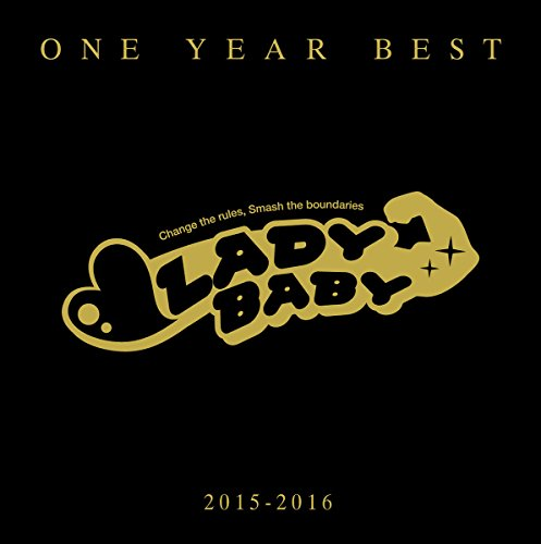 [Album] LADYBABY – ONE YEAR BEST~2015-2016~ (2016.09.14/MP3/RAR)