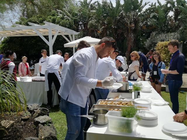 Chef con la Coppola Strano, Raciti, Grasso, Torrisi, Cordai
