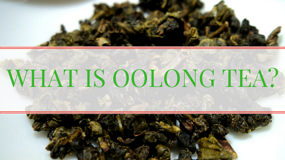 What is oolong tea for