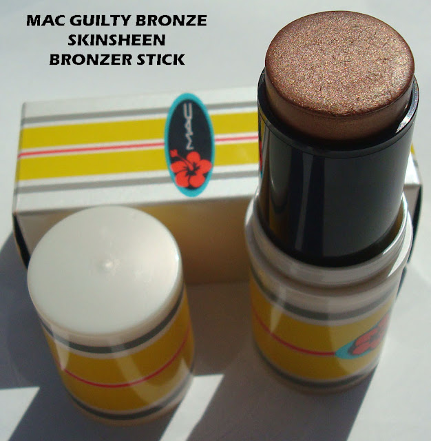 Mac Guilty Bronze Skinsheen Bronzer Stick
