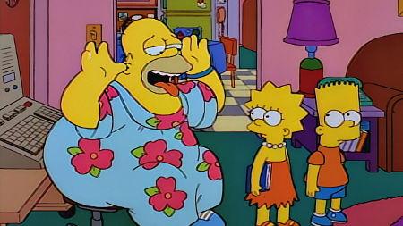 WOO HOO! Classic Simpsons Trivia: July 3, 2018 - Hamilton