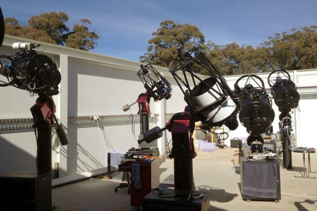 Image of iTelescope.net's Remote Telescopes located at Siding Spring Observatory - NSW, Australia