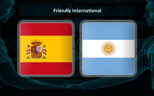 Spain vs Argentina Full Match And Highlights