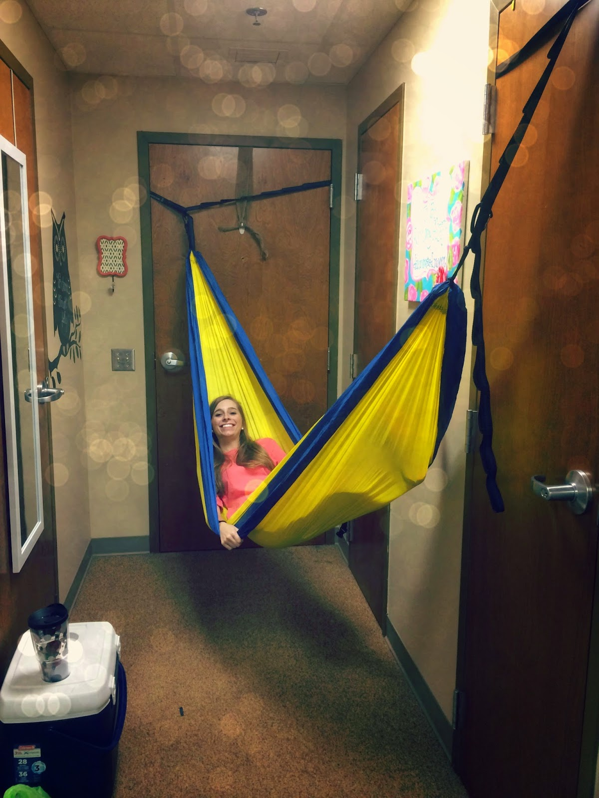 How To Build A Hammock In Your Room