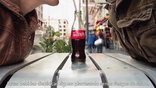 imagen La publicidad honesta de Coca-Cola sobre obesidad
