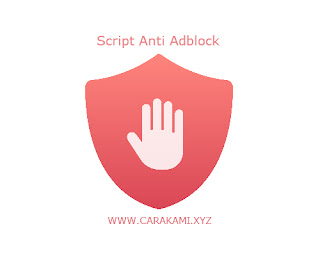 script anti adblock blog