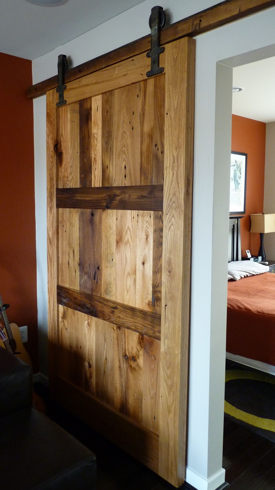 Sliding Barn Door Designs: DiSabella Design: Custom Sliding Barn Door