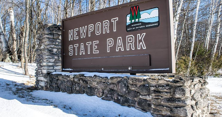 Backpacking Newport State Park