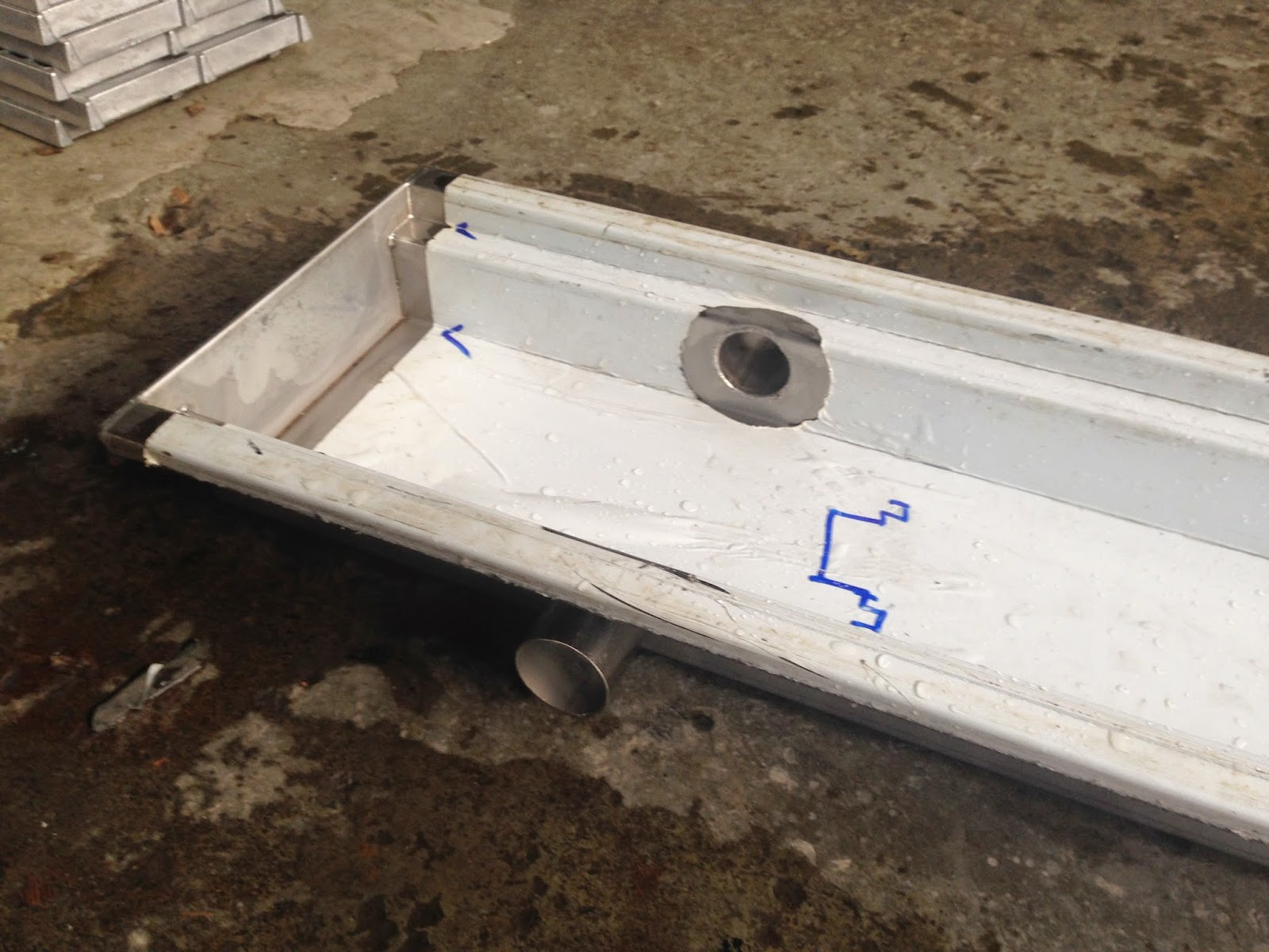 24 Kitchen Sink Swanstone Single Bowl 白鐵水溝、水溝蓋、截油槽、排水溝 @. - Nidbox親子盒子