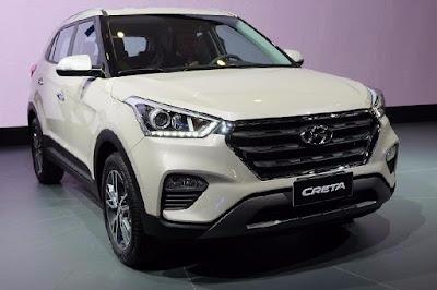 2017 Hyundai Creta Facelift White image