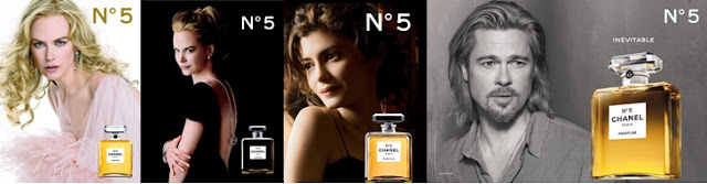 Chanel Nº5 Actores