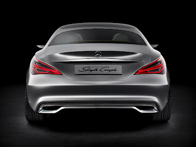 Mercedes Concept Style CLA / CLC with Cloud Technology