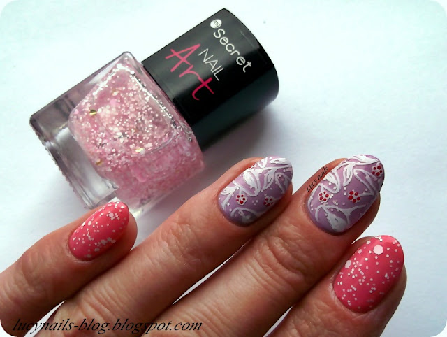 MY SECRET Nail Art nr 270 Pink Cloud