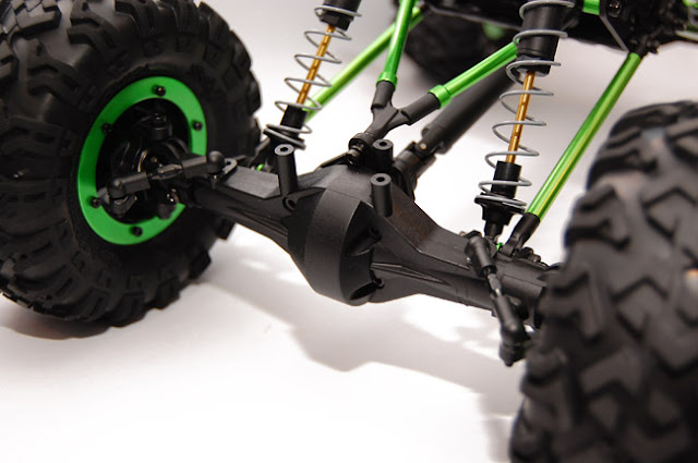 Axial AX10 Scorpion rear axle