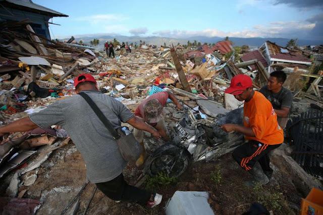 Rimbunan Bakau Selamatkan Ramlah dari Tsunami Palu