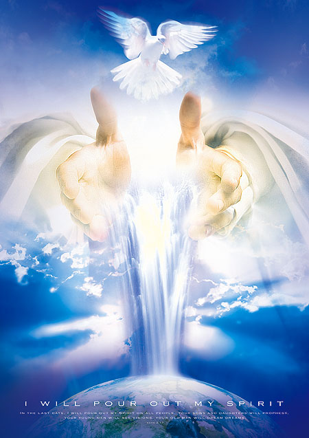 Defend Jehovah S Witnesses The Holy Spirit Quot Poured Out