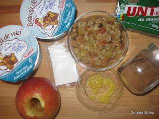 ingrediente-pentru-mere-umplute-cu-branza-de-vaci