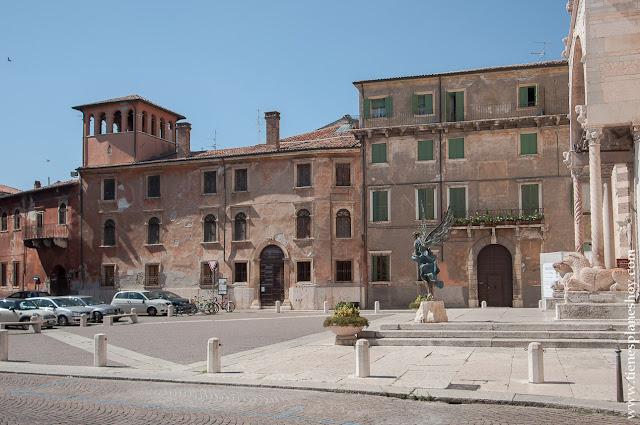Catedral Verona viaje Italia