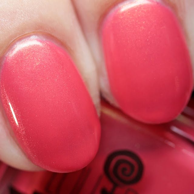 Lollipop Posse Lacquer To Be Satisfied